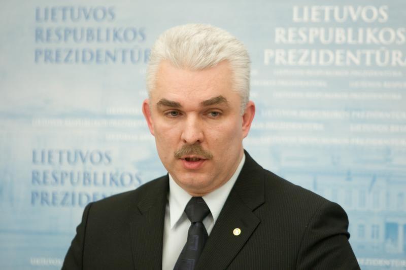 """Iš STT vadovo pareigų neatleistas Ž.Pacevičius: """"Aš nedirbsiu!"""""""