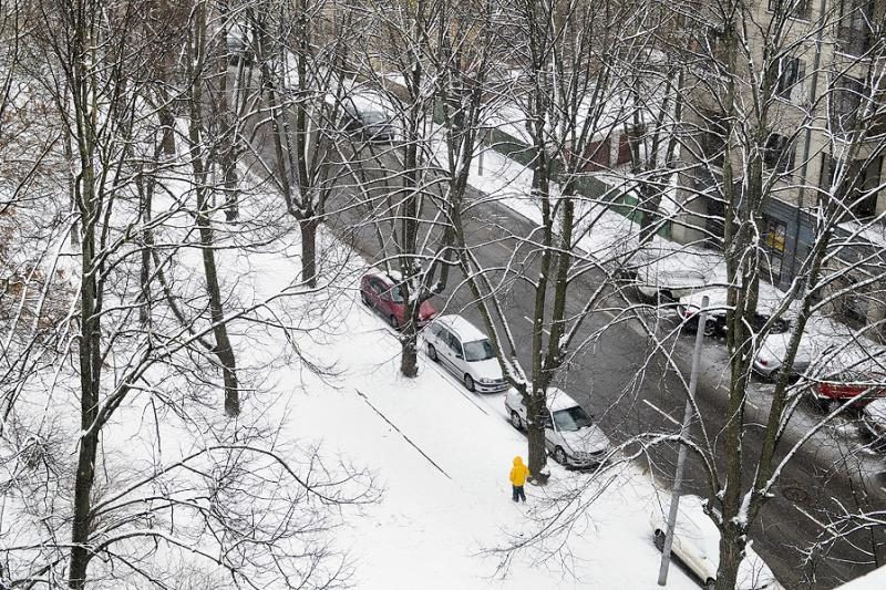 Rajoniniai keliai vietomis slidūs, įspėja kelininkai