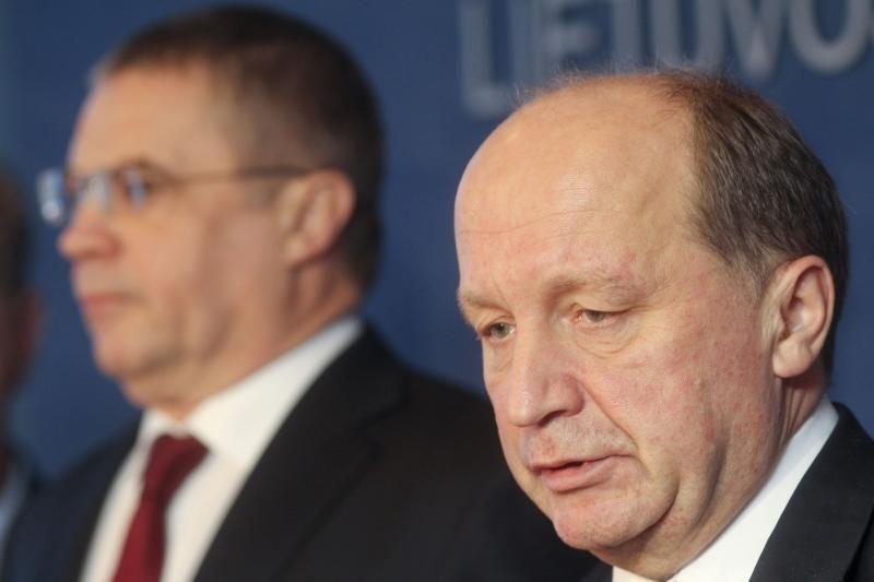 Premjeras sudarė darbo grupę dėl partizanų slėptuvių išsaugojimo