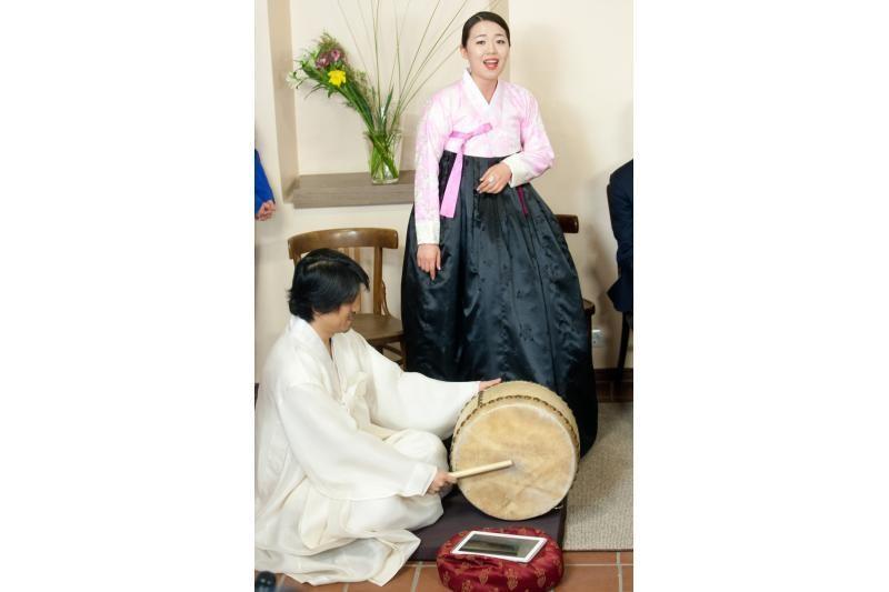 """""""Anykščių šilelis"""" – korėjiečių menininkų lūpomis"""