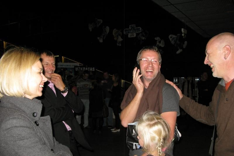 M.Jankavičius: Tadą Blindą vaidinau, nes permiegojau su režisieriumi