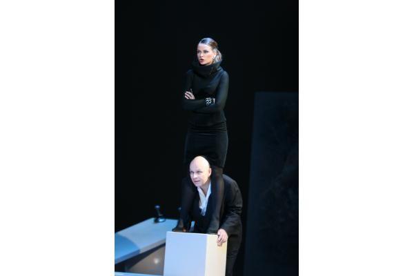 Dramos teatro scenoje – premjera