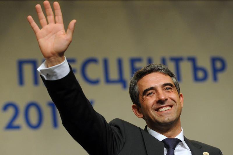 Bulgarijos prezidento rinkimus laimėjo dešiniųjų kandidatas