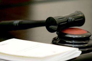 Žemaitijos seifų plėšikai - teisme