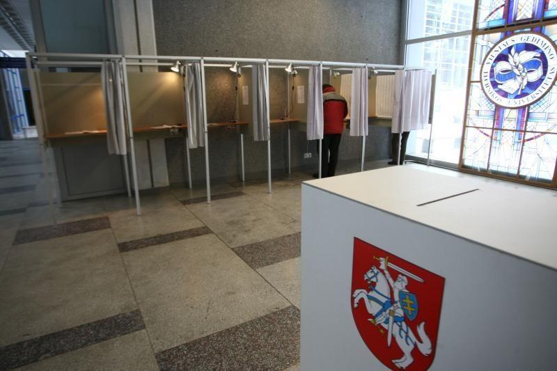 Seimo rinkimuose prasidėjo balsavimas užsienyje
