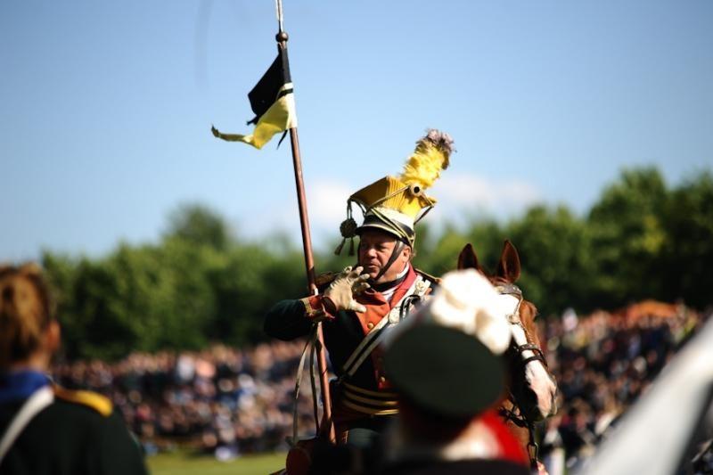 Istorinis žygis atkartotas: Napoleono kariuomenė persikėlė per Nemuną