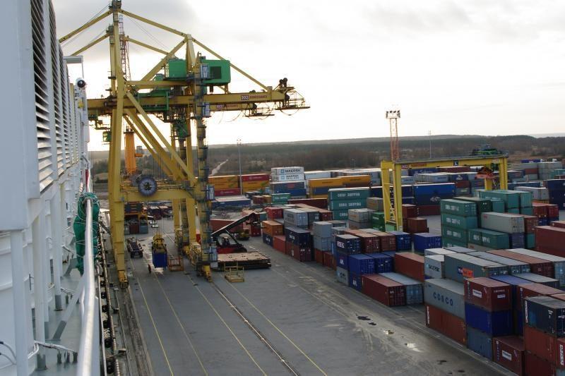 Kariuomenę iš Afganistano ves per Klaipėdos uostą