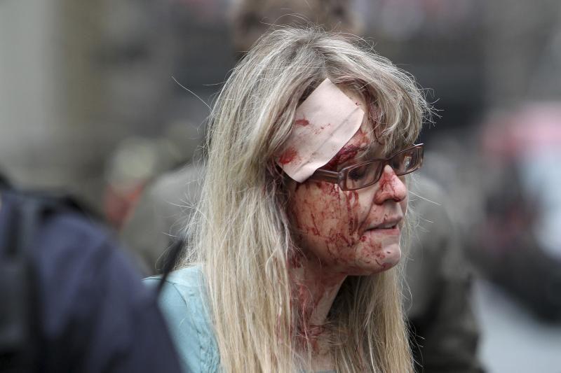 Prahoje per sprogimą nukentėjo daugiau nei pusšimtis žmonių