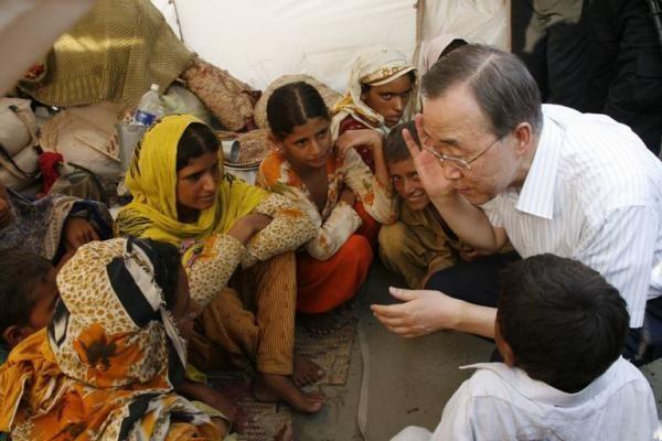 Pakistane apie 3,5 mln. vaikų gresia mirtinos ligos