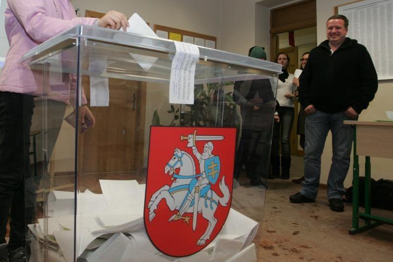 Oficialiai registruota Lietuvos žmonių partija