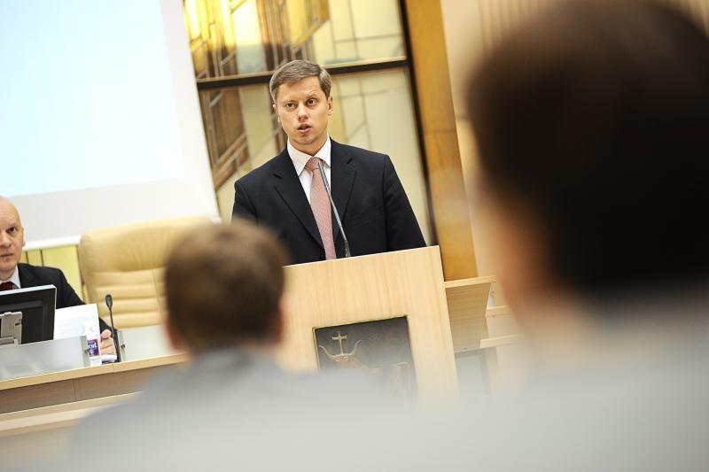 Kaunui vėl vadovaus Andrius Kupčinskas