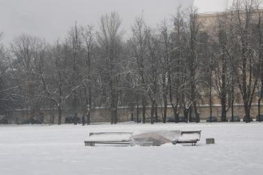 Lukiškių aikštės projekto rinkimai - be aiškių kriterijų