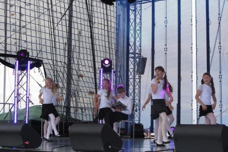 """Juodkrantėje - vaikų ir jaunimo festivalis """"Baltic Voice"""""""