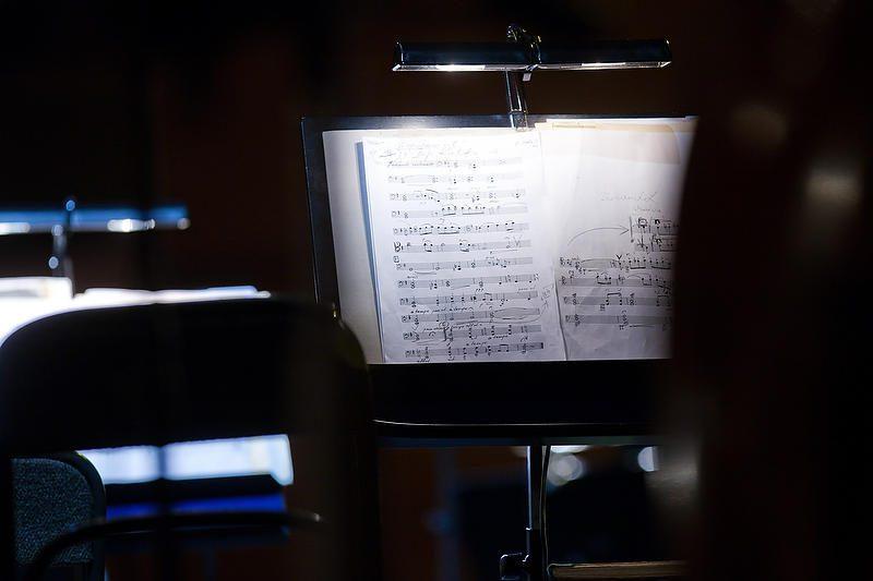 Operos scenoje – V.Vyšniausko jubiliejus