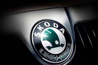 """Prastės """"Skoda"""" automobilių sąranga"""