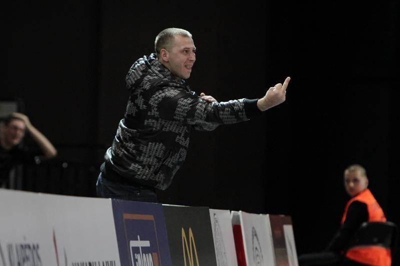 """Klaipėdos """"Neptūno"""" sąskaitoje – pirmoji pergalė"""
