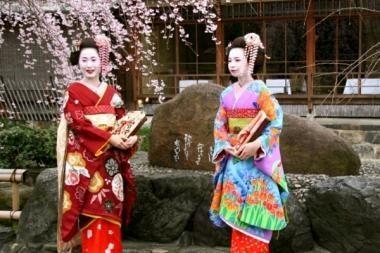Kimono šou — vėžiu sergantiems vaikams paremti