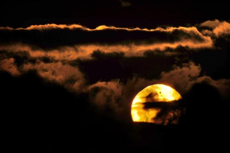 Pasaulio astronomai stebėjo retą Veneros tranzitą