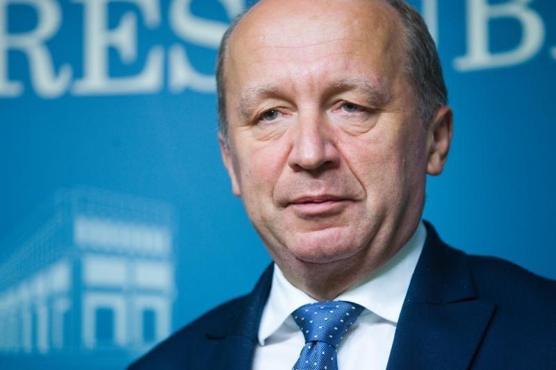 Premjeras: kandidatų į vidaus reikalų ministrus yra įvairių