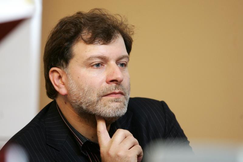 V.Vasiliauskas ir D.Kuolys įsteigė visuomeninį judėjimą