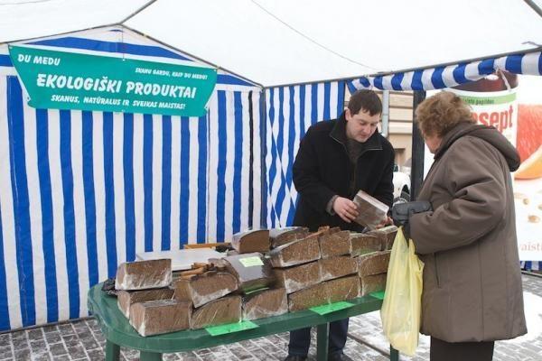 Mobilieji turgeliai - jau dešimtyje Vilniaus seniūnijų