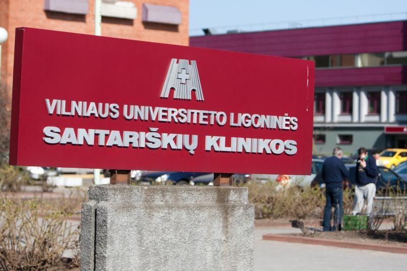 Santariškių klinikų vėl prašoma informacijos apie sąskaitas bankuose