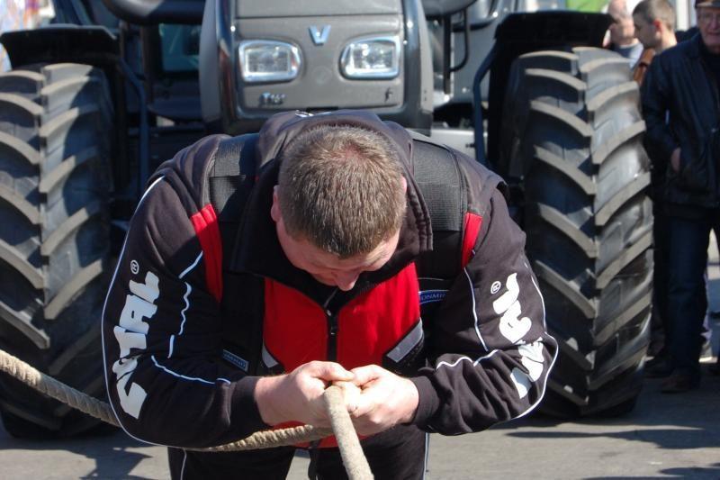 """""""Agrofestivalyje"""" ūkininkai demonstruos gėrybes, o Ž.Savickas – jėgą"""