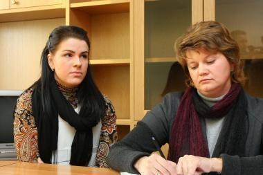 A.Ūso žmona tebelieka L.Kraujutaitienės kliente