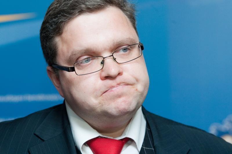 V.Vasiliauskas: ne Lietuvos bankas nutekino informaciją