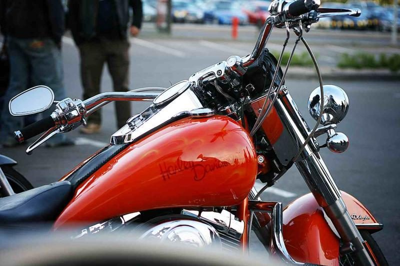 Į filmo premjerą suvažiavo per 50 motociklų