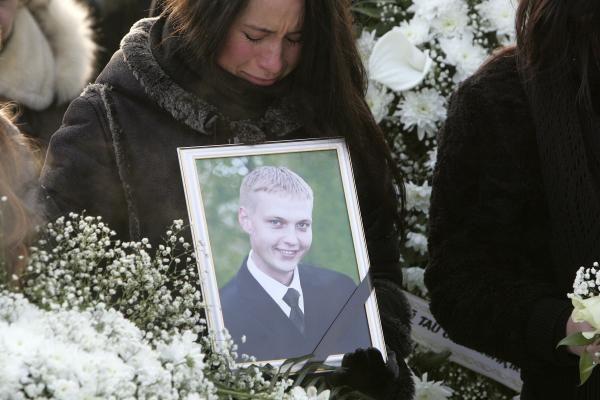 Dėl kilusios grėsmės nurodyta saugoti nužudyto V.Milinio šeimą