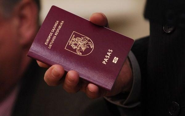 Siūloma leisti dvigubą pilietybę, jei tėvai buvo piliečiai iki 1940 m.
