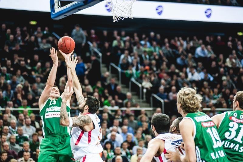 Eurolygos čempionai Kaune pasiekė revanšą (komentarai)