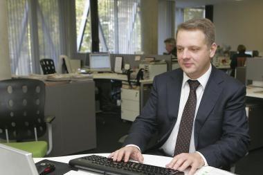 E.Masiulis apie Kauno oro uosto valdymą: miestui reikia įvertinti galimybes (papildyta)