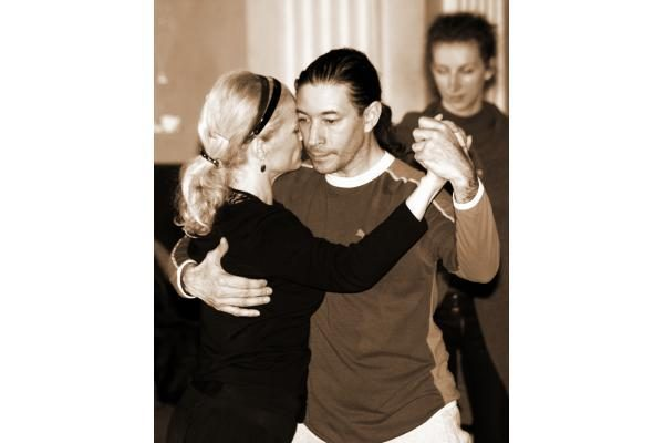 Trumpa tango istorija