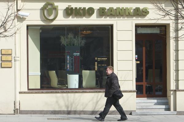 Ūkio bankas Lietuvos bibliotekas papildys naujomis knygomis