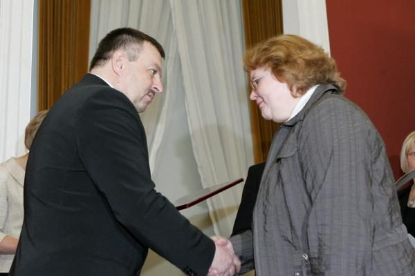 Vilniaus valdžia pagerbė geriausius miesto medikus