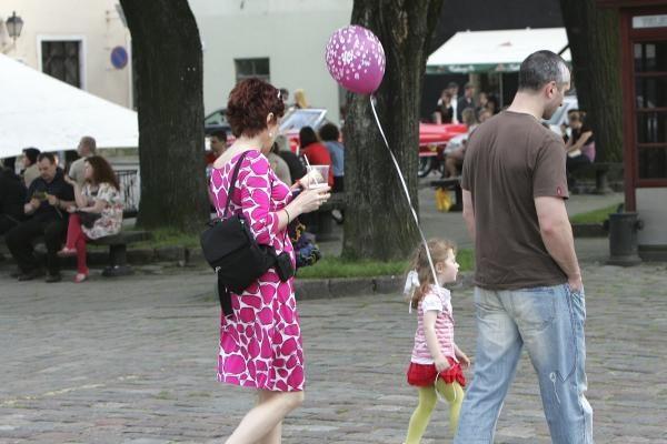 Miesto šventė: negi išmokome švęsti su meile Kaunui? (papildyta)