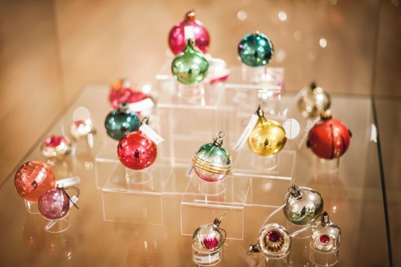 Kalėdinę  nuotaiką  kurs ir trys parodos