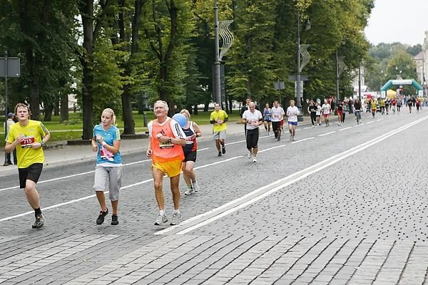 Vilniaus maratonas įsuko visą miestą