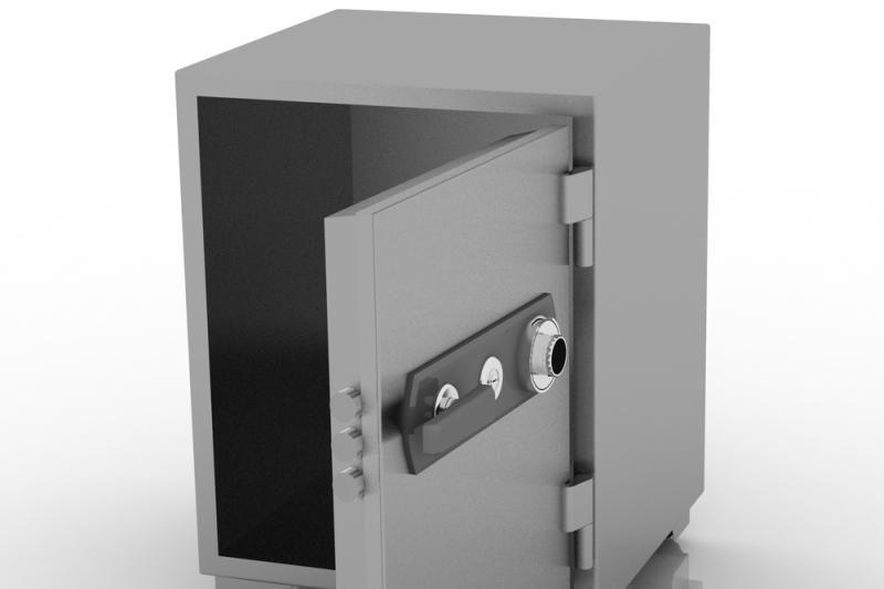Klaipėdoje iš bendrovės Artojo gatvėje pavogtas seifas