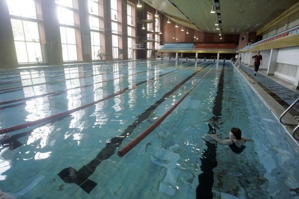 Lazdynų baseinas pasiruošęs vasaros sezonui