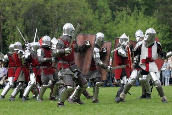 Vilniuje rengiamos Vytauto Didžiojo ir jo riterių palydos į Žalgirio mūšį