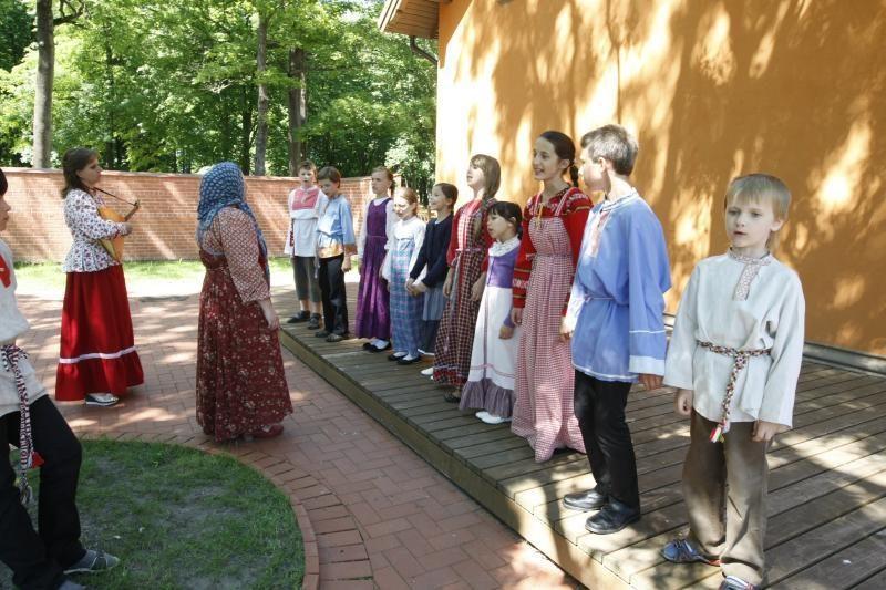 Uostamiestyje – rusų bendruomenės kūrybinis susitikimas