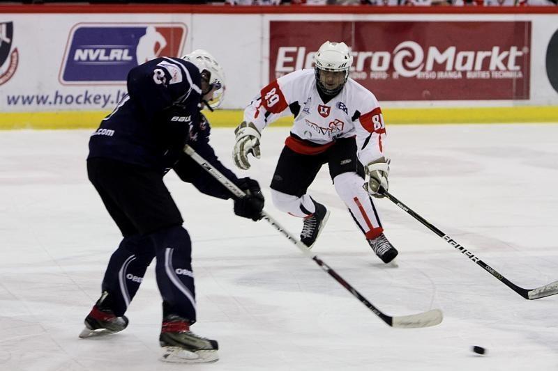 Lietuvos ledo ritulio sezono finišas – Klaipėdoje