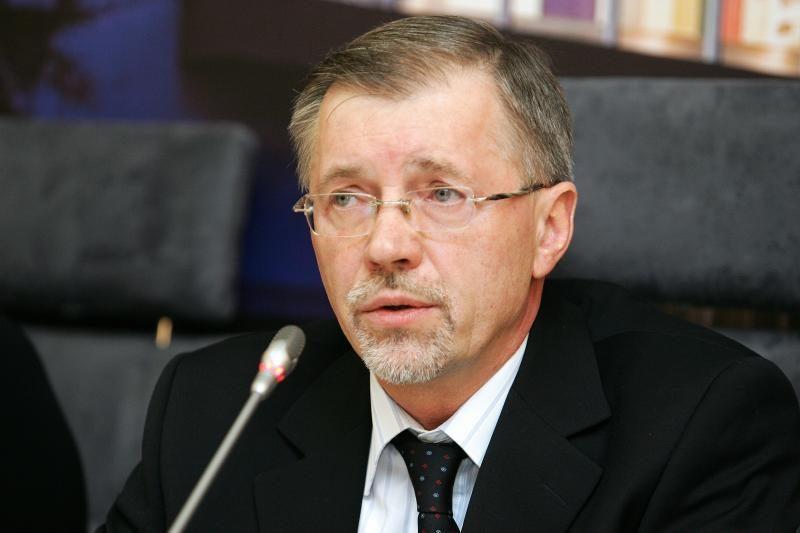 G.Kirkilas, R.Lopata, Č.Laurinavičius steigia Lietuvos-Rusijos forumą