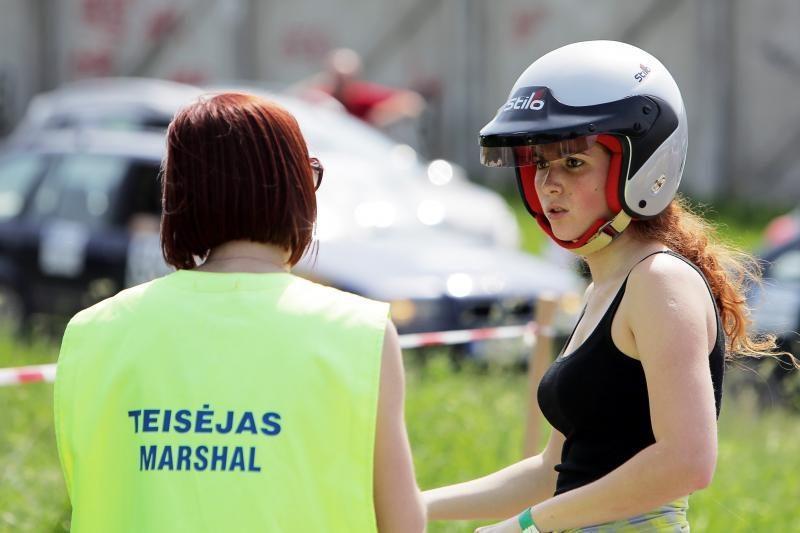 Klaipėdoje finišavę žurnalistai ralio adrenaliną gesins džiazu