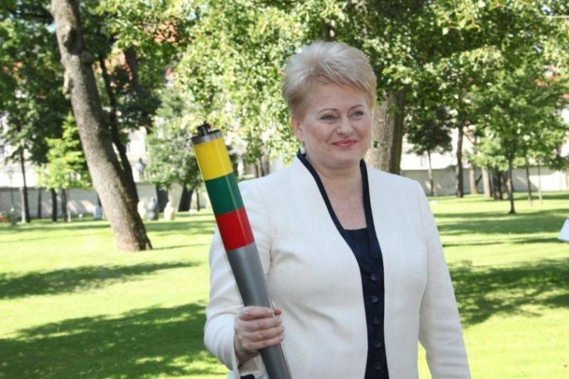 D.Grybauskaitė siūlys valstybės ir savivaldybių įmonių vadovų rotaciją