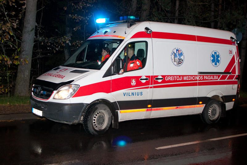 Kelmės rajone žuvo automobilio partrenktas senolis