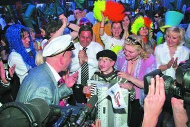 Pasivaržyti dėl milijono rublių kviečiami ir lietuviai
